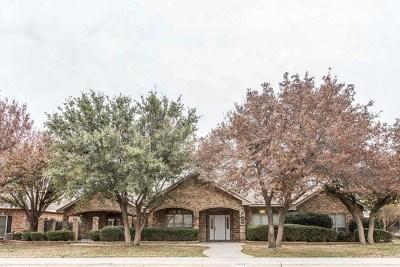 Midland Single Family Home For Sale: 4005 Fairwood Drive