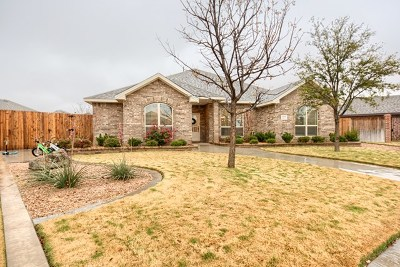 Midland Single Family Home For Sale: 6008 Sabine Dr