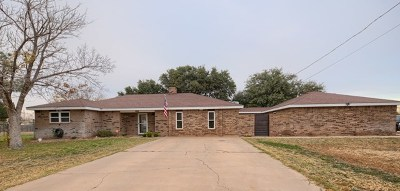 Midland Single Family Home For Sale: 1303 Pueblo