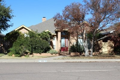 Midland Single Family Home For Sale: 404 Spring Meadow Lane