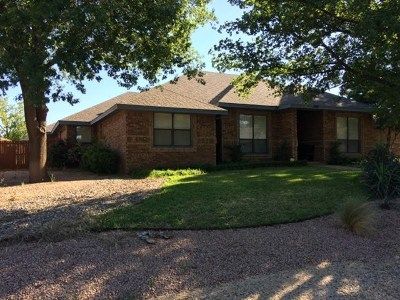 Midland Single Family Home For Sale: 4507 Hilltop Dr