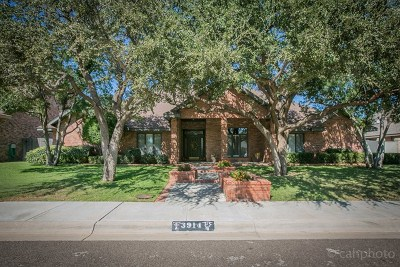 Midland Single Family Home For Sale: 3914 Baybrook Court