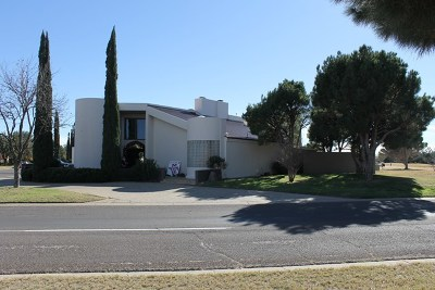 Midland Single Family Home For Sale: 4403 Green Tree Blvd