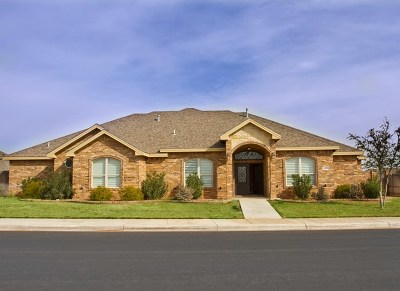 Midland Single Family Home For Sale: 4300 Crowley Blvd