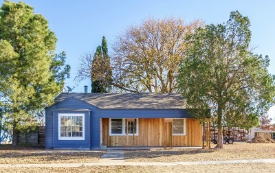 Midland Single Family Home For Sale: 100 Ridglea Dr