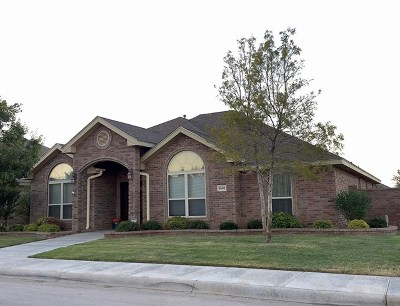 Midland Single Family Home For Sale: 5600 Carmel Court
