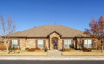 Midland TX Single Family Home For Sale: $479,000