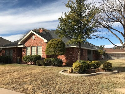 Midland Single Family Home For Sale: 4206 Downing Ave