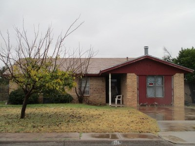 Midland Single Family Home For Sale: 106 E. Pine