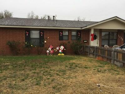 Odessa Single Family Home For Sale: 1722 E 53rd St
