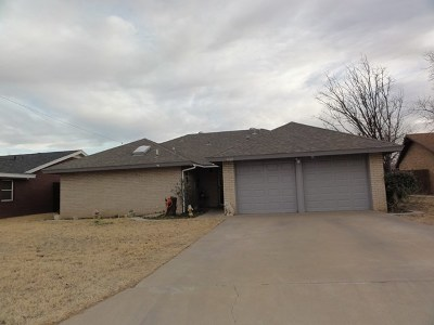 Midland Single Family Home For Sale: 4617 Pleasant Dr