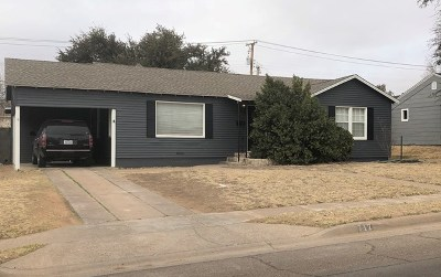 Midland TX Single Family Home For Sale: $179,000