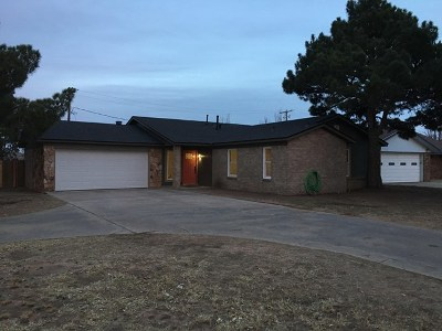 Midland Single Family Home For Sale: 4501 Neely Court