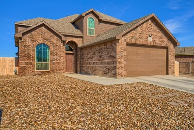 Midland Single Family Home For Sale: 6602 Patriot Parkway