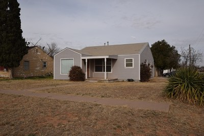 Midland TX Single Family Home For Sale: $174,900