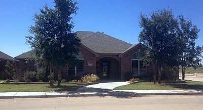 Midland Single Family Home For Sale: 1009 Almont Place