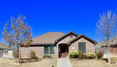 Midland Single Family Home For Sale: 5708 Llano Court