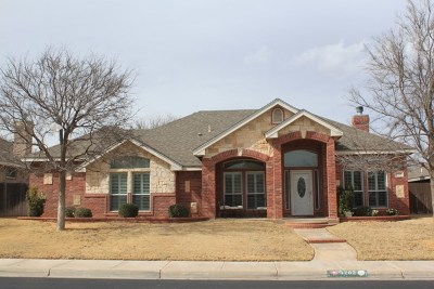 Midland Single Family Home For Sale: 5202 Quicksand Dr