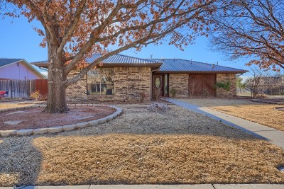 Midland Single Family Home For Sale: 5009 Lavaca Court
