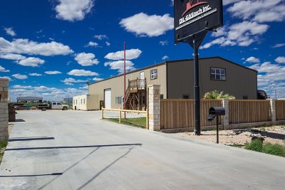 Odessa TX Commercial For Sale: $1,200,000