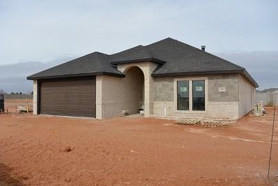 Midland Single Family Home For Sale: 1203 Desert Rose Dr
