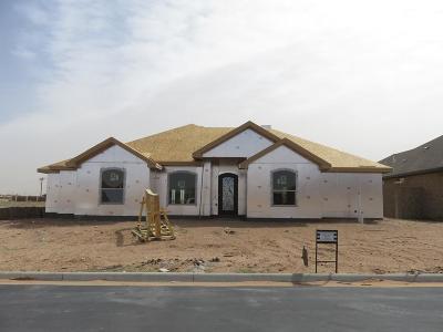 Midland Single Family Home For Sale: 5904 Hollie Brook