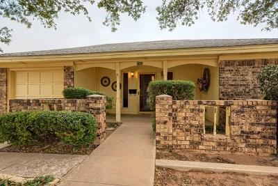 Midland Single Family Home For Sale: 2503 Geraldine St