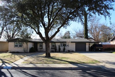 Midland TX Single Family Home For Sale: $450,000