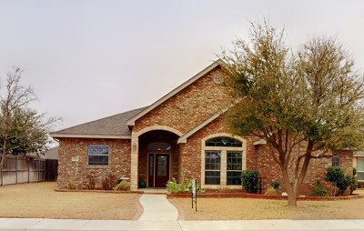 Midland TX Single Family Home For Sale: $424,200