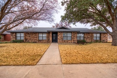 Midland TX Single Family Home For Sale: $315,650