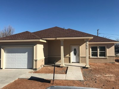 Odessa TX Single Family Home For Sale: $205,000