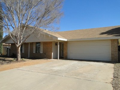 Midland TX Rental For Rent: $2,000