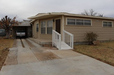 Midland TX Single Family Home For Sale: $120,000