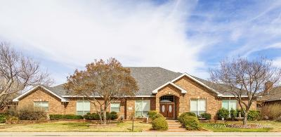 Midland Single Family Home For Sale: 2700 Callaway Dr