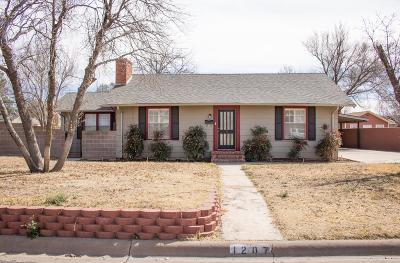 Midland Single Family Home For Sale: 1207 W Indiana Ave