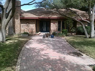 Midland Single Family Home For Sale: 4313 Valley Dr