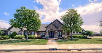 Midland Single Family Home For Sale: 6200 Haywood Dr
