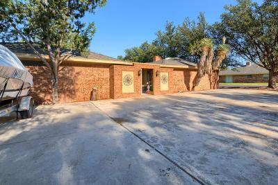 Midland Single Family Home For Sale: 4207 Valley Dr