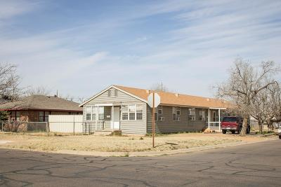 Midland Multi Family Home For Sale: 2400 College Ave
