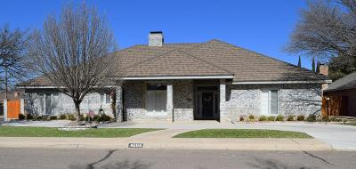 Midland Single Family Home For Sale: 4008 Radcliff Court