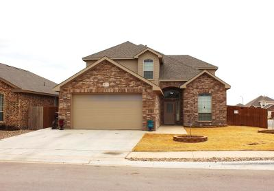 Midland Single Family Home For Sale: 1500 San Miguel Ave