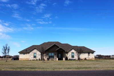 Midland Single Family Home For Sale: 6501 E County Rd 110