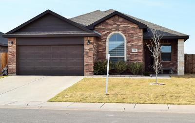 Odessa Single Family Home For Sale: 23 Purple Sage Ranch Circle