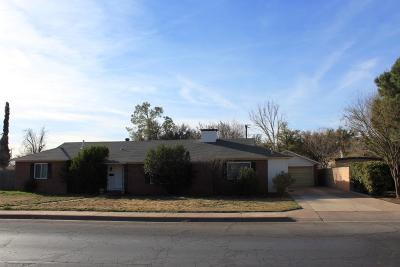 Midland TX Single Family Home For Sale: $290,000