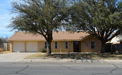 Midland TX Single Family Home For Sale: $245,000