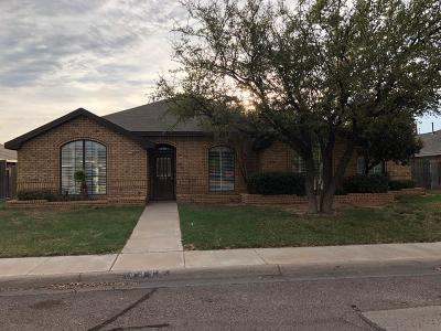 Midland TX Single Family Home For Sale: $322,777