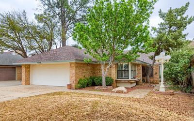 Odessa Single Family Home For Sale: 2414 Bobwhite Dr