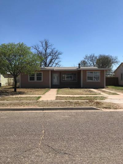 Stanton Single Family Home For Sale: 403 1st