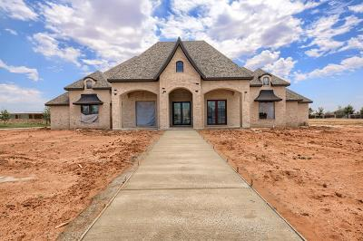 Midland TX Single Family Home For Sale: $1,500,000