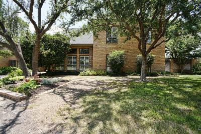 Midland Single Family Home For Sale: 911 Citation Dr